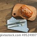 블루베리 식빵 49524907
