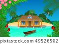 เกาะ,บ้าน,ที่อยู่อาศัย 49526502