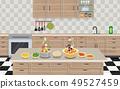厨房 烹饪 进餐 49527459