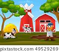 농장, 농원, 농지 49529269