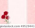 背景材料 - 母親節 - 母親節 - 康乃馨 49529441
