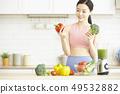 ผู้หญิงมีสุขภาพดี 49532882