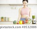 ผู้หญิงมีสุขภาพดี 49532886