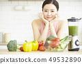 ผู้หญิงมีสุขภาพดี 49532890