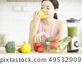ผู้หญิงมีสุขภาพดี 49532909