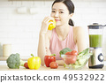 ผู้หญิงมีสุขภาพดี 49532922