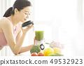 ผู้หญิงมีสุขภาพดี 49532923