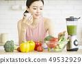ผู้หญิงมีสุขภาพดี 49532929