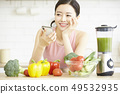 ผู้หญิงมีสุขภาพดี 49532935