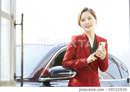 여성 비즈니스 49532939