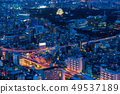 << Aichi Prefecture >> Nagoya Castle / city night view 49537189