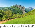 springtime in alba country, romania 49544605