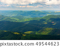 mountains and valleys of Carpathians 49544623