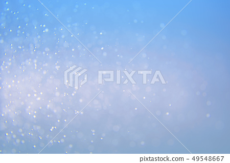 Glitter lights abstract defocused background 49548667