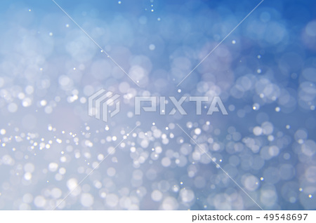Glitter lights abstract defocused background 49548697