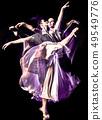 Dancers, Dancing, Woman 49549776