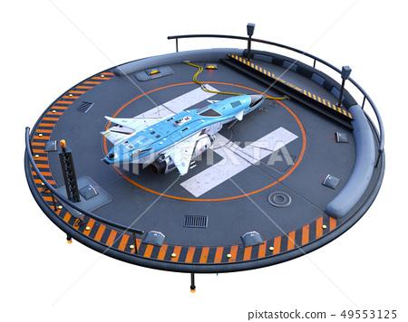 直升機停機坪 49553125