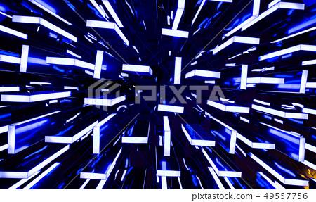 彩色燈光 49557756