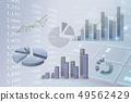 비즈니스 이미지 그래프 49562429