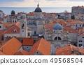 크로아티아 두브 로브 니크 49568504