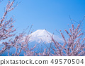 Fuji mountain landsapce. Travel and sightseeing in 49570504