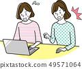 做計算機的中年婦女 49571064