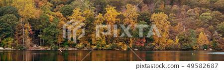 Autumn Lake 49582687