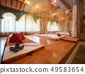 Interior of vintage massage room with nature light 49583654