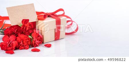 母親節Yasuno Kaoru康乃馨大理石樣機母親節康乃馨禮物 49596822