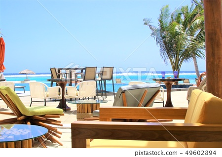 Maldives Resort Island 49602894