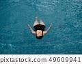 Swimming Pool Lanes 49609941