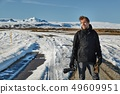 Landscape photographer in Iceland. The journey begins where the road ends 49609951