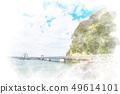 Sarushima水彩風格 49614101