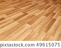 Parquet floor of a room 49615075