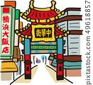 Yokohama Chinatown 49618857