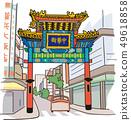 Yokohama Chinatown 49618858