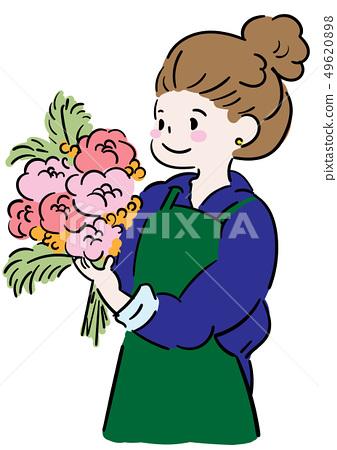 Flower shop 49620898