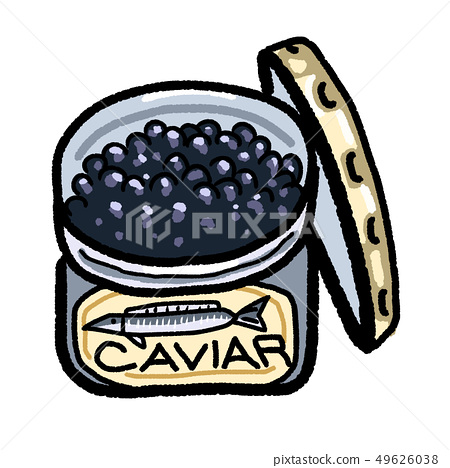 캐비어 - 단순 픽토 49626038
