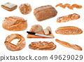 loafs of bread 49629029