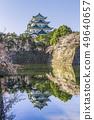 Aichi Prefecture Nagoya Castle Sakura 49640657