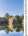 Aichi Prefecture Nagoya Castle Sakura 49640659