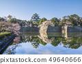 Aichi Prefecture Nagoya Castle Sakura 49640666
