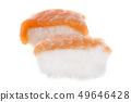 nigiri sushi 49646428