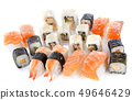 assortment sushi 49646429