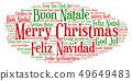 圣诞快乐 云彩 云 49649483