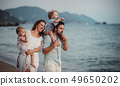 beach, family, people 49650202