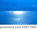 紀伊大島에서 수평선 49657485