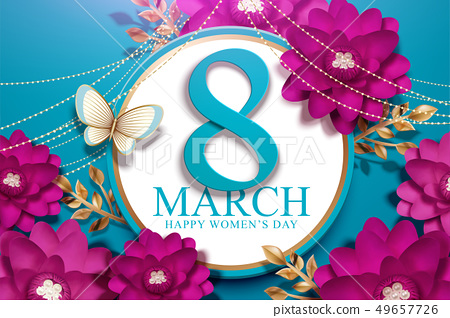 March 8 women's day 49657726