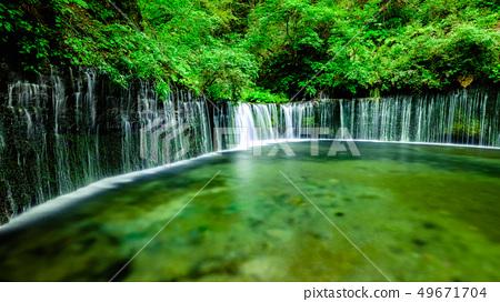 Shiraito Falls(輕井澤) 49671704