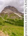 Alps Mountains 49671826